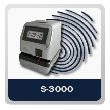 S - 3000 Time Stamp Machine