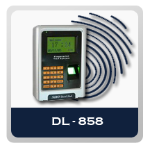 DL-858 Biometric & Time Attendance System