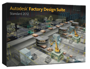 Factory Layout Design for AutoCAD software