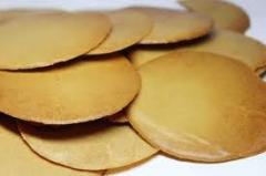 Lengua de Gato (big) cookies