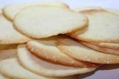 Lengua de Gato (small) cookies