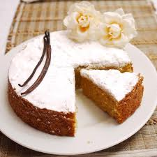 Vanilla Cake (half roll)