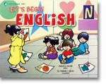 Let's Begin English (Nursery) book