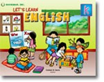 Let's Learn English (Kinder) book