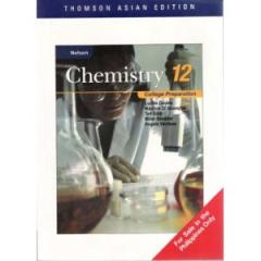 Nelson-Chemistry 12: College Preparation book