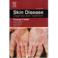 Skin Disease Diagnosis and Treatment book