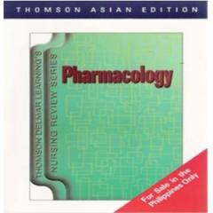 TDLNRS: Pharmacology book