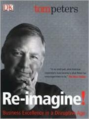 Re-Imagine! Business Excellence in a Disruptive