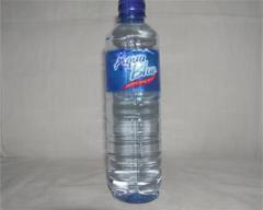 Aqua Blue Mineral Water