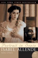 Portrait in Sepia by Isabel Allende book