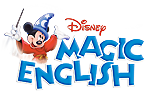 Disney's Magic English educational materials