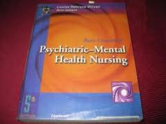 Basic Concepts of Psychiatric-Mental Health...