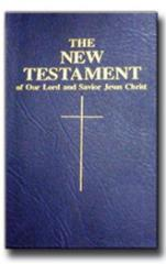 The New Testament Confraternity Edition book