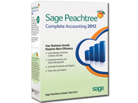 Sage Peachtree software