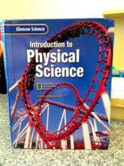 Introduction to Physical Science book
