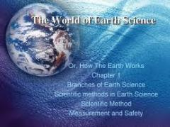 Introduction to Earth Science book