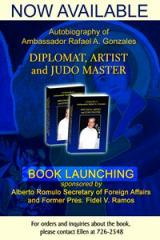 Autobiography of Ambassador Rafael A. Gonzales book