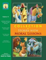 Collection of Stories With Moral Lessons books
