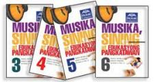 Musika, Sining, at Edukasyong Pangkatawan book