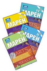 MAPEH (Music, Arts, Physical Education, Health) book