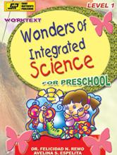 Wonders of integrated science for preschool books
