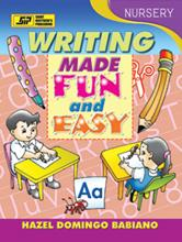 Writing made fun and easy books