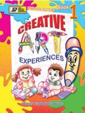 Creative Art Experiences in the Preschool, Levels 1,2,3 books