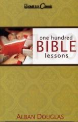 100 Bible Lessons books