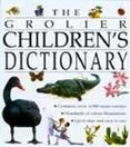 Grolier Childrens Dictionary book