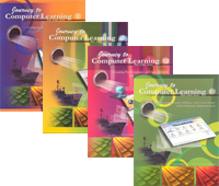 Journey to Computer Learning books