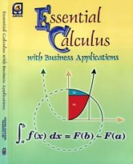 Essential Calculus with Business Applications book