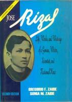 Centennial Ed.: Jose Rizal book