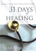 31 Days of Healing book