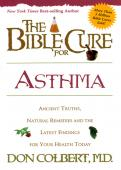 Bible Cure for Asthma book