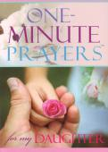 One Minute Prayers for My Daughter book
