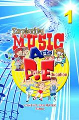 Exploring Music, Arts and P.E  series books