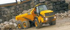 JCB 722 Articulated Dump Truck