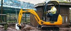 JCB Compact Excavator 8014