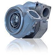 Turbochargers TPS..-F