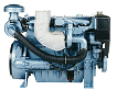 On-Board Marine Generator Sets