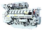4000 Series 844 TO 2264 kVA engine