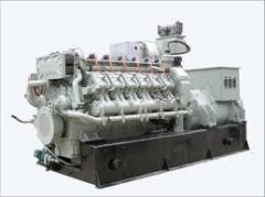 2500 Series 563 to 625 kVA engine