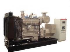 2300 Series 379 to 500 kVA engine