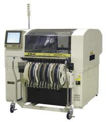XPF placing machines