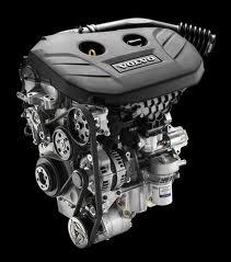 Volvo XC60 2.4 D5 engine