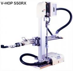 V-HOP Sprue picker for vertical molding machine