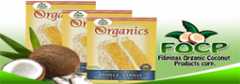 Organic Desiccated-grated coconut