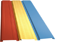 Diamond Spandrels Roofing Systems