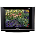 """21"""" Pure-Flat SCP-21T9XFT CRT Television"""