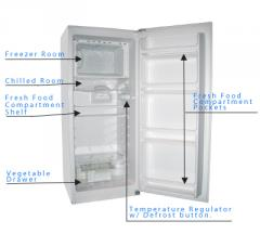 Direct Cooling Refrigerators